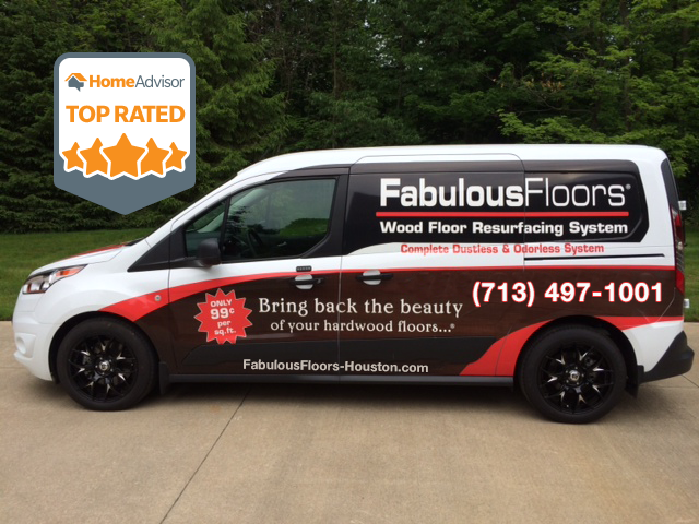 Fabulous floors van in Houston