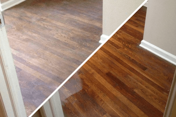 hardwood floor refinishing in Galveston, TX.